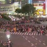ハローウィン渋谷2015