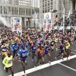 東京マラソン2015